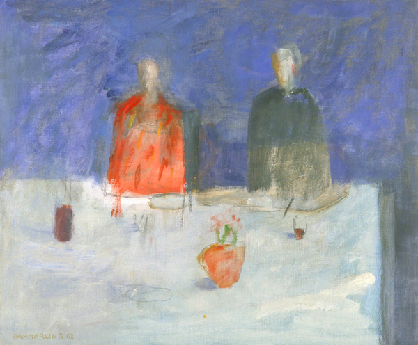 Under talet - During the speech 46x55