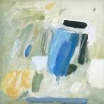 Blå mugg - A blue mug - 32x32