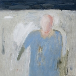 Han fortsätter gå - He keeps on walking 65x65