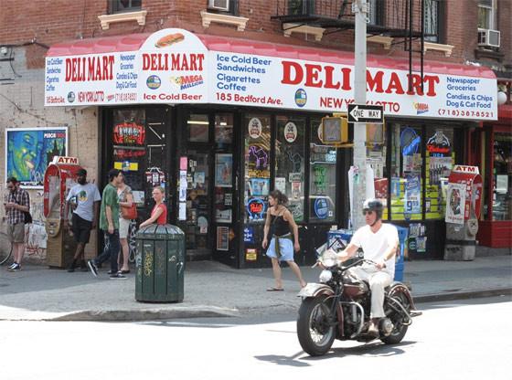 newyork-bike-rider